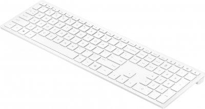 Клавіатура бездротова HP Pavilion 600 White (4CF02AA)