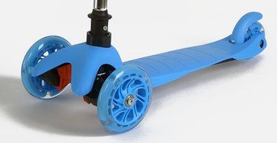Самокат дитячий Scooter Kids Mini Blue(302)