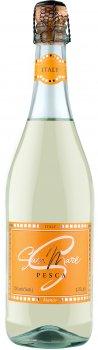 Алкогольный напиток San Mare Pesca со вкусом персика белый сладкий 0.75 л 7.5% (8008820160678)