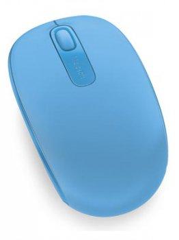 Миша Microsoft Mobile 1850 Wireless Cyan Blue (U7Z-00058)