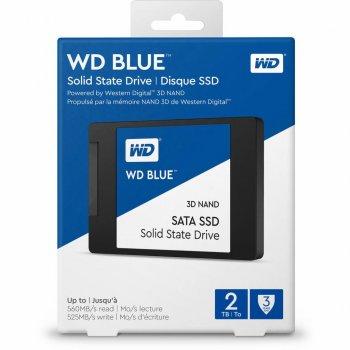 "Накопичувач SSD 2.5"" 2TB WD (WDS200T2B0A)"