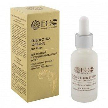 Сыворотка-флюид для лица EO Laboratorie для жирной и комбинированной кожи 30 мл (4627089433794)