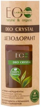 Дезодорант для тела EO Laboratorie Deo Crystal Кора дуба и зеленый чай 50 мл (4627089430939)