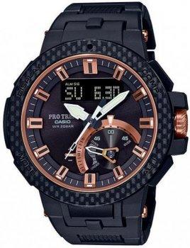 Наручний чоловічий годинник Casio PRW-7000X-1ER