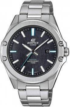 Наручний чоловічий годинник Casio EFR-S107D-1AVUEF