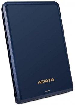 """Жорсткий диск ADATA DashDrive Classic HV620S 2TB AHV620S-2TU31-CBL 2.5"""" USB 3.1 External Slim Blue"""