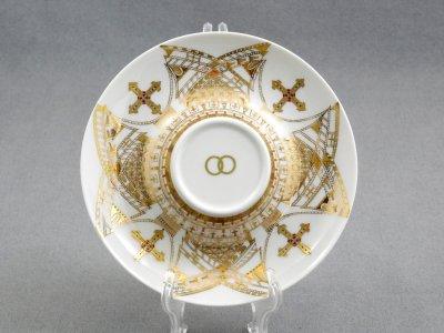Чашка с блюдцем чайная Императорский фарфор Анданте К венцу 320мл 81.14638.00.1