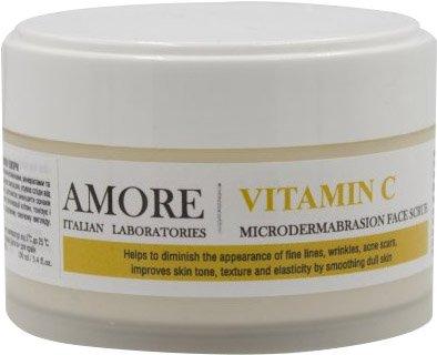 Концентрированный скраб-пилинг Amore для микрошлифовки кожи 100 мл (4820125252025)