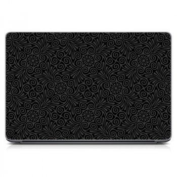 "Универсальная наклейка на ноутбук 15.6""-13.3"" IdeaClock 380х250 мм Stylish 1 Матовая"