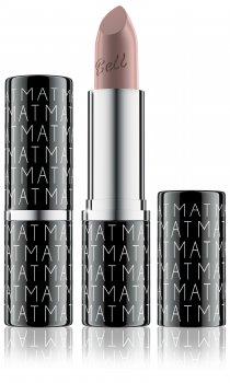 Помада для губ матовая Bell Velvet Mat Lipstick 01 Naked Nude (BL10121)