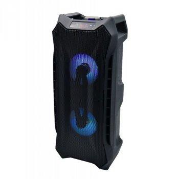 Портативна Bluetooth колонка AFG JBK 88740 Premium, чорний, акустика, акустична система, музичний центр, Bluetooth ( блютус), для будинку, дачі, кафе, природи, акумуляторна