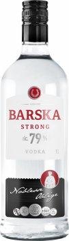 Водка Barska Strong 1 л 79% (4770053239387)