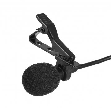 Микрофон Andoer EY-510A петличный для цифровой техники