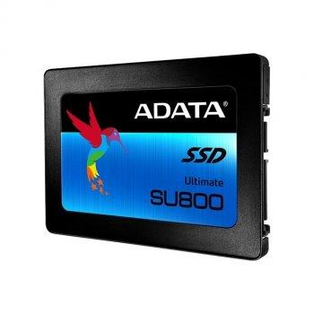 Твердотільний накопичувач 256Gb AData Ultimate SU800 SATA3 2.5' 3D TLC 560/520 MB/s ASU800SS256GTC