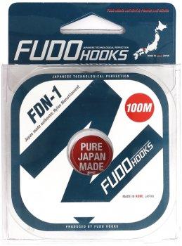 Леска Fudo Hooks FDN-1 100 м 0.148 мм 2.72 кг (FHFDN0148)