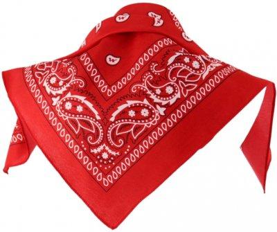 Платок-бандана Trаum 2519-07 Красный (4820002519074)