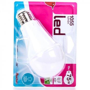 Світлодіодна Лампочка Auchan (E27; 75 Вт; 1055l)
