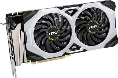 MSI PCI-Ex GeForce RTX 2070 Super Ventus GP 8GB GDDR6 (256bit) (1605/14000) (HDMI, 3 x DisplayPort) (RTX 2070 SUPER VENTUS GP)