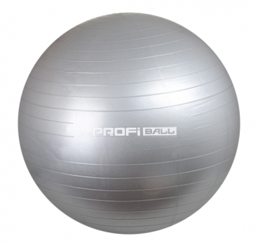 М'яч для фітнесу MS 1541 Profi сірий перламутр (BAM00942)