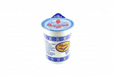 Йогурт Чайка Грецький 6 % 450 г