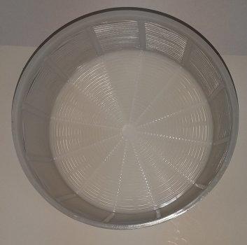 Форма для сыра Zakvasska Итальянская корзинка для сыра весом до 3.5 кг (1-017)