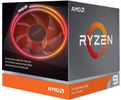 Процесор AMD Ryzen 9 3900XT 3.8 GHz / 64 MB (100-100000277WOF) sAM4 BOX