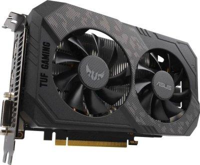 Asus GeForce GTX 1650 SUPER TUF GAMING OC (TUF-GTX1650S-O4G-GAMING)