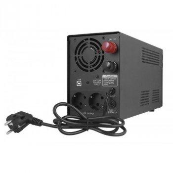 ДБЖ Powercom INF-1500, 2 x євро, USB, під зовнішньої. АКБ, з правильною синусоїдою (00210203)