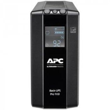 Пристрій безперебійного живлення APC Back-UPS Pro BR 900VA, LCD (BR900MI)
