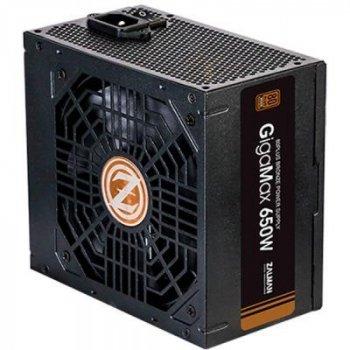 Блок питания Zalman 650W GigaMax (ZM650-GVII)