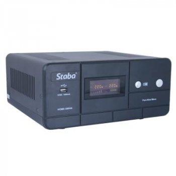 Пристрій безперебійного живлення Staba Home-500LCD