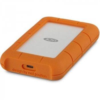 """Зовнішній жорсткий диск 2.5"""" 4TB LaCie (STFR4000800)"""
