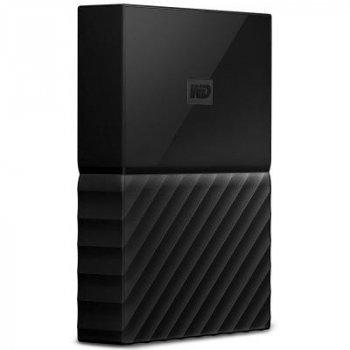 """Зовнішній жорстку диск 2.5"""" 1TB WD (WDBYNN0010BBK-WESN)"""