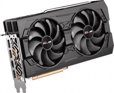 Sapphire PCI-Ex Radeon RX 5700 XT BE 8G Pulse OC 8GB GDDR6 (256bit) (1670/14000) (HDMI, 3 x DisplayPort) (11293-09-20G)
