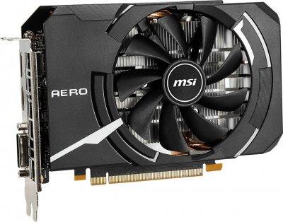 MSI PCI-Ex GeForce GTX 1660 Super Aero ITX 6GB GDDR6 (192bit) (1785/14000) (DVI-D, HDMI, DisplayPort) (GTX 1660 SUPER AERO ITX)