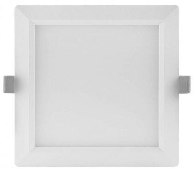 Стельовий світильник LEDVANCE SLIM SQ155 12W 3000K IP20 Білий (4058075079274)