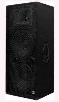 "Активна акустична система Sound Division Turbo2500+SA 1400Вт 2х15"""
