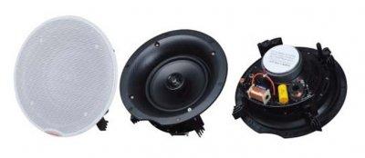 """Стельовий динамік двосмуговий L-Frank Audio HSR175-6CT, 6.5"""", 30-40Вт, 100В"""