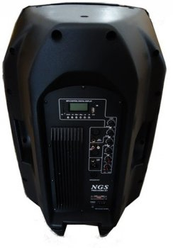 """Активная акустическая система NGS PMQ10AMK-BT 10"""" 230Вт USB/SD/Bluetooth/FM/ДУ"""