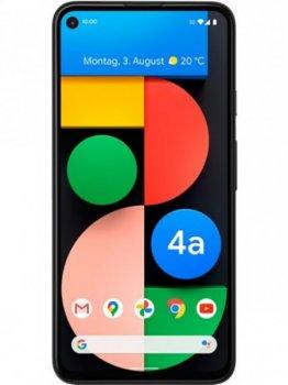 Мобільний телефон Google Pixel 4a 5G 6/128GB Just Black