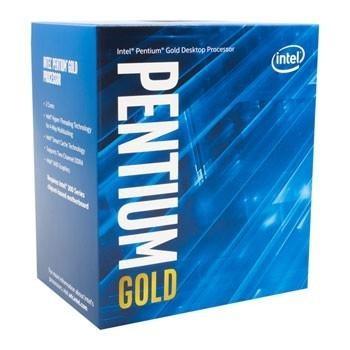 Intel Pentium Gold G5400 3.7 GHz (4MB, Coffee Lake, 54W, S1151) Box (BX80684G5400)