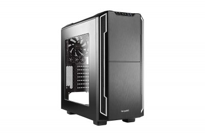 be quiet! Silent Base 600 Window Silver