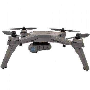 Дрон JJRC X5 GPS PRO камера 4K управление 600m 20 минут Серый
