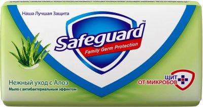 Антибактериальное мыло Safeguard Алоэ 90 г (5000174645675)