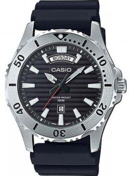 Чоловічі наручні годинники Casio MTD-1087-1AVDF
