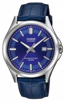 Чоловічі наручні годинники Casio MTS-100L-2AVEF