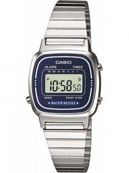 Жіночі наручні годинники Casio LA670WA-2DF