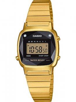 Жіночі наручні годинники Casio LA670WEGD-1EF