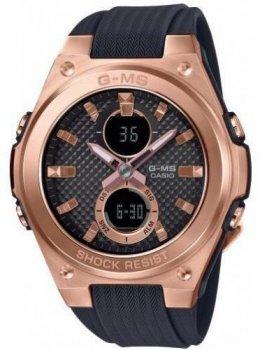 Жіночі наручні годинники Casio MSG-C100G-1AER