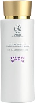 Рідина міцелярна Lambre Evermatting line для зняття макіяжу 120 мл (3760183767486)
